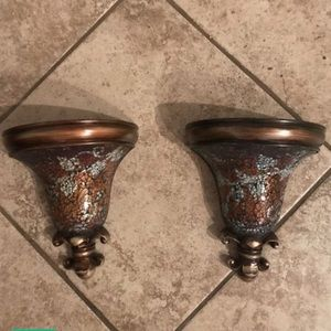 Wall Sconce Decor Set of 2